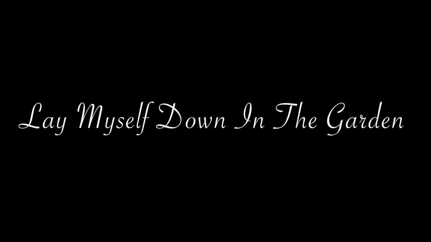 Video Lay Myself